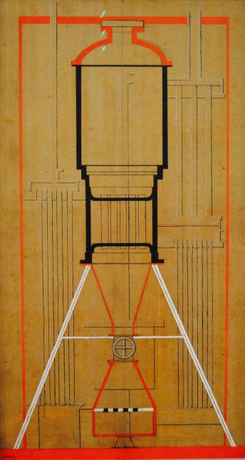 A Machine Without Name — Francis Picabia