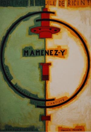 'M Amenez-y' — Francis Picabia