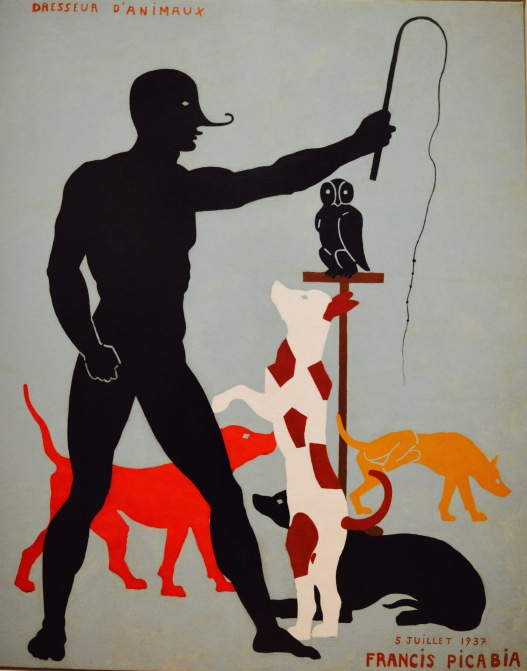 Animal Trainer — Francis Picabia