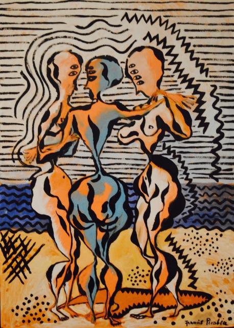 Oleo — Francis Picabia