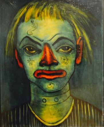 Fratellini Clown — Francis Picabia