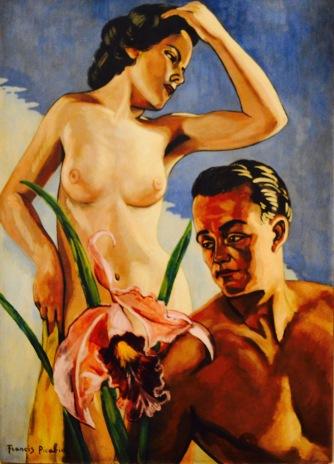 Adam & Eve — Francis Picabia