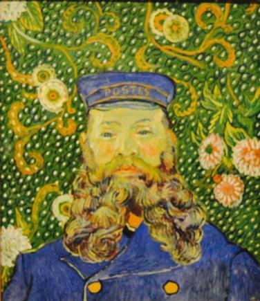 Portrait of Joseph Roulin — Vincent van Gogh