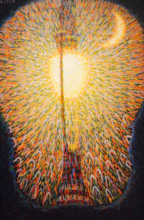Street Light — Giacomo Balla