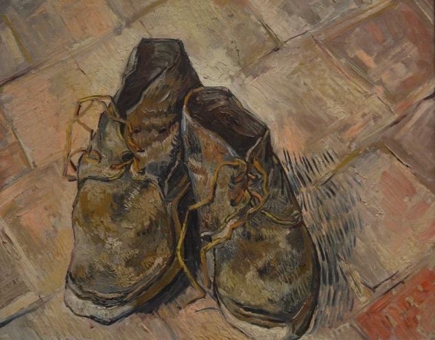 Shoes — Vincent Van Gogh