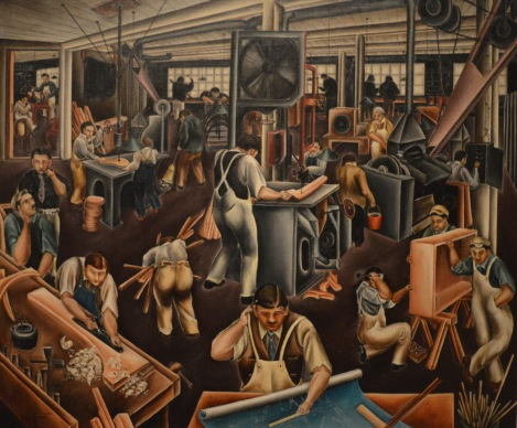 The Furniture Factory — Bumpei Usui