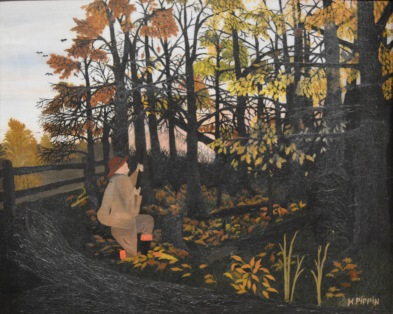 The Squirrel Hunter — Horace Pippin