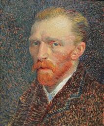 Self-Portrait — Vincent van Gogh