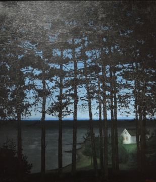 Fisherman's Cottage — Harold Sohlberg