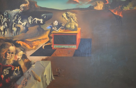 Inventions of the Monsters — Salvador Dali