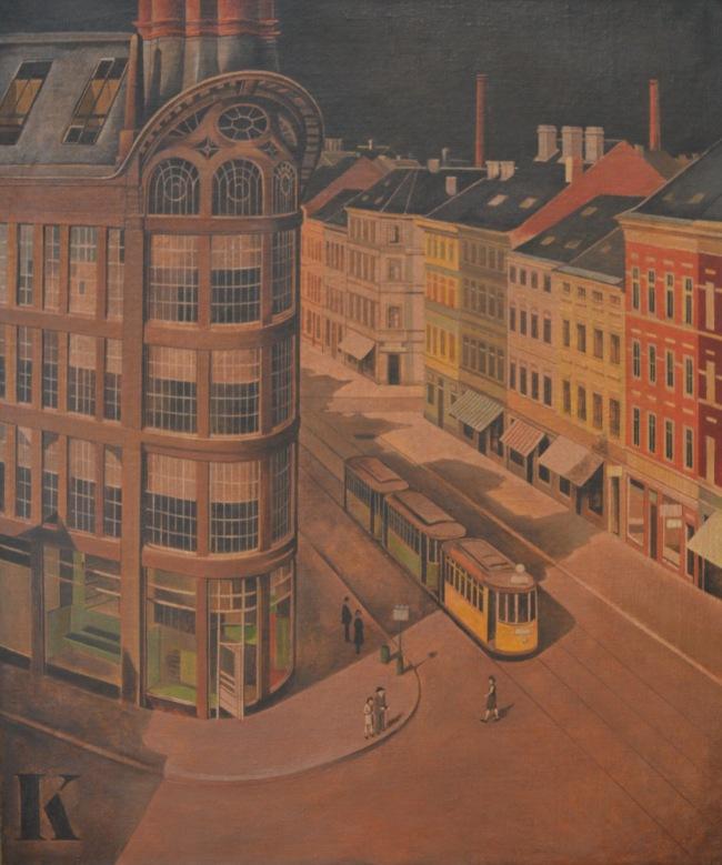 Out My Window — Hanns Kralik