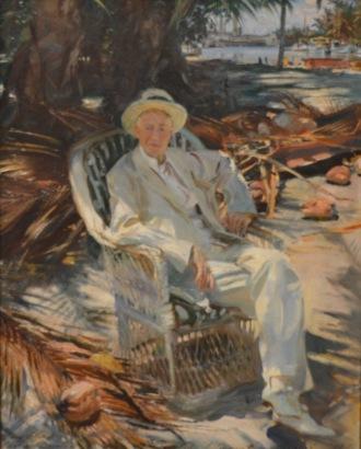 Portrait of Charles Deering — John Singer Sargent