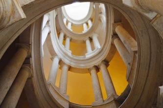 Staircase in the Palazzo Corsini