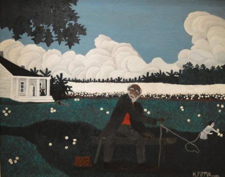 Old Black Joe — Horace Pippin