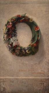 Wreat of Flowers — John La Farge