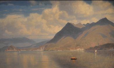 Lago Maggiore — William Stanley Haseltine