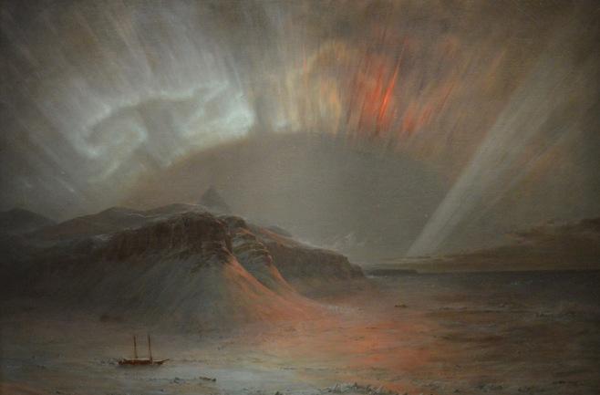 Aurora Borealis — Frederic Edwin Church