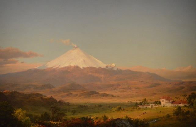 Cotopaxi — Frederic Edwin Church
