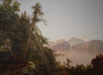 Along the Hudson — John Frederick Kensett