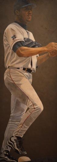 Portrait of Pedro Martinez